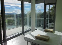 乌巴阿特普绿色鸟巢酒店 - 圣塞瓦斯蒂安 - 睡房