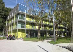 乌巴阿特普绿色鸟巢酒店 - 圣塞瓦斯蒂安 - 建筑