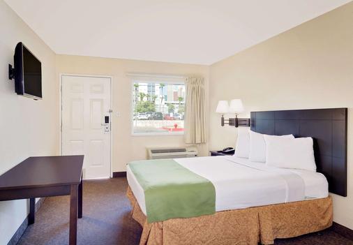 多皮卡那豪生酒店 - 拉斯维加斯 - 睡房
