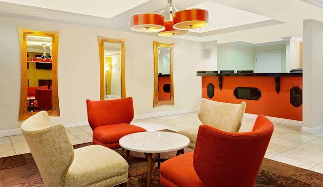 多皮卡那豪生酒店 - 拉斯维加斯 - 客厅