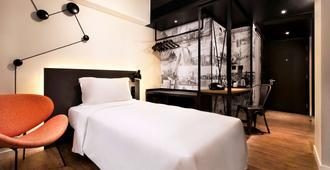 香港屯门贝尔特酒店 - 香港 - 睡房