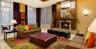 西雅图假日酒店 - 西雅图 - 客厅