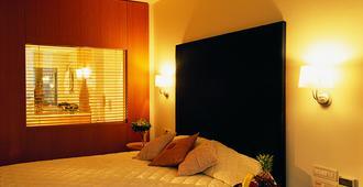 东道主酒店 - 纳夫普利翁 - 睡房