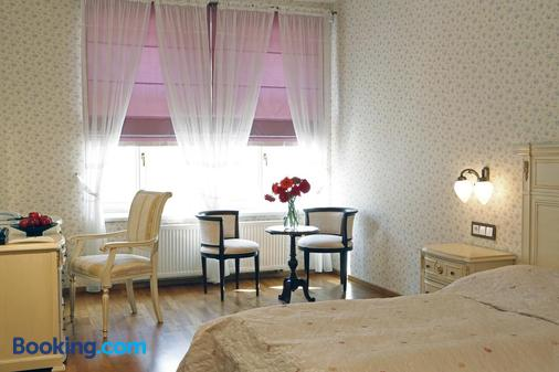 史科罗斯帕克温泉酒店 - 卡罗维发利 - 睡房