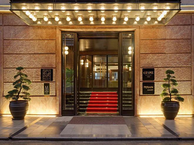 伊斯坦布尔加拉塔索菲特美憬阁酒店 - 伊斯坦布尔 - 建筑