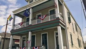 赛特61号旅馆 - 新奥尔良 - 建筑