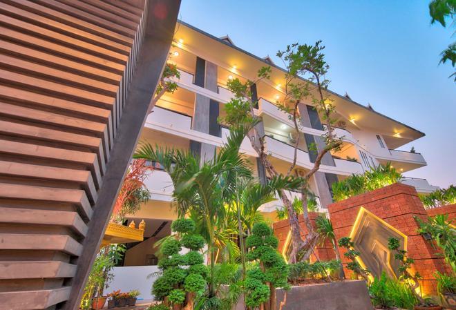 中心套房公寓 - 暹粒 - 建筑