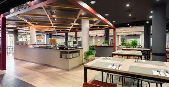 诺德韦克列文霍斯特会议中心nh酒店 - 诺德韦克 - 餐馆