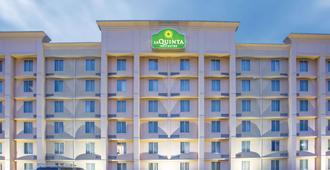 印第安纳波利斯南温德姆拉昆塔套房酒店 - 印第安纳波利斯 - 建筑