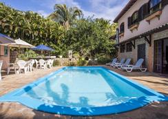 福特查瑞普拉亚酒店 - 伊利亚贝拉 - 游泳池