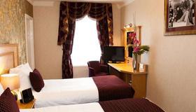 利物浦旅馆酒店 - 贝斯特韦斯特修尔住宿精选酒店 - 利物浦 - 睡房