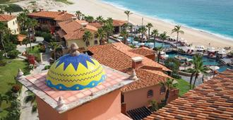海洋洛杉矶庄园洛斯卡沃斯度假村 - 别墅及高尔夫 - 卡波圣卢卡斯 - 建筑