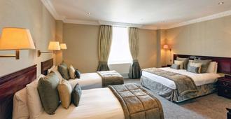 斯特拉斯莫尔农庄酒店 - 伦敦 - 睡房