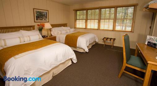 波斯托克度假山林小屋 - 塔尔萨 - 睡房