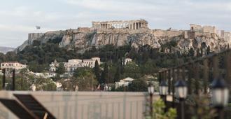 雅典版本奢华套房酒店 - 雅典 - 户外景观