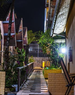 贝拉维斯塔旅馆 - 蒙特贝尔德 - 户外景观