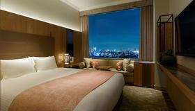 天宇酒店 - 东京 - 睡房