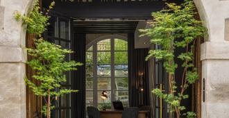 米雷西姆酒店 - 巴黎 - 露台