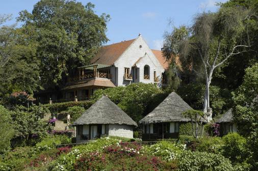 阿鲁萨塞雷娜酒店度假村及水疗中心 - 阿鲁沙 - 建筑