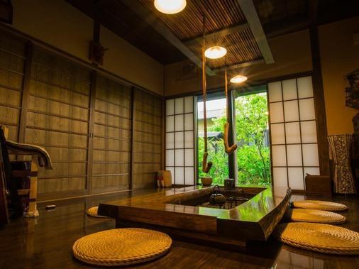六妙温泉汤日式旅馆 - 由布市 - 建筑