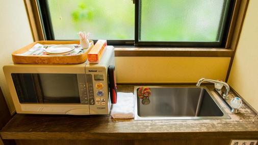 六妙温泉汤日式旅馆 - 由布市 - 客房设施