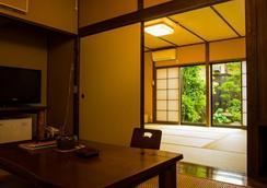 六妙温泉汤日式旅馆 - 由布市 - 餐厅