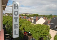 圣让酒店 - 布尔日 - 户外景观
