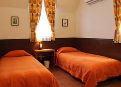 周末沙福尔旅馆 - 富士河口湖 - 睡房