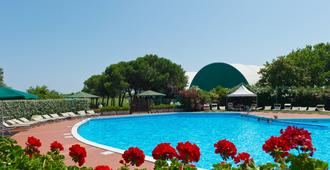 卡德尔摩洛酒店 - 威尼斯 - 游泳池