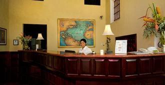 帕拉西奥精品酒店 - 圣多明各 - 柜台