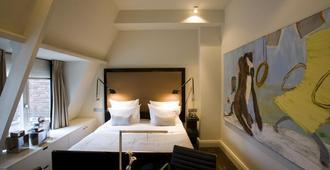 罗默阿姆斯特丹酒店 - 阿姆斯特丹 - 睡房