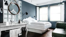 维也纳市中心费迪南德大酒店 - 维也纳 - 睡房