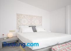 圣瓦拉西斯酒店 - 纳克索斯岛 - 睡房