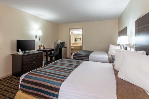 罗德威酒店-大学/市区 - 奥斯汀 - 睡房