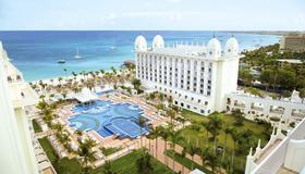 阿鲁巴悦宜湾奢享酒店 - 棕榈滩 - 建筑
