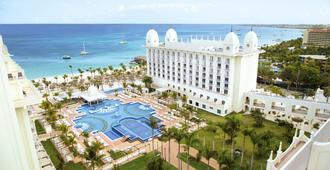 阿鲁巴里尤宫酒店 - 棕榈滩 - 建筑