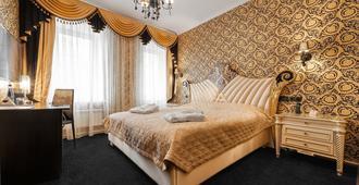 苏克哈雷夫斯基设计酒店 - 莫斯科 - 睡房