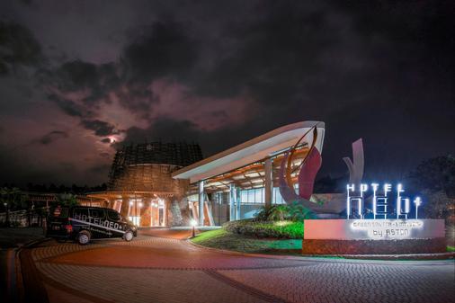 新绿翡翠仙图市酒店 - 茂物 - 建筑