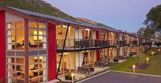 自由元素豪华公寓酒店 - 皇后镇 - 建筑