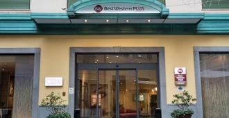 贝斯特韦斯特plus城市酒店 - 热那亚 - 建筑