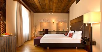 雷根斯堡公爵大教堂 Achat 酒店 - 雷根斯堡 - 睡房