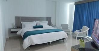 卡塔赫纳酒店 - 卡塔赫纳 - 睡房