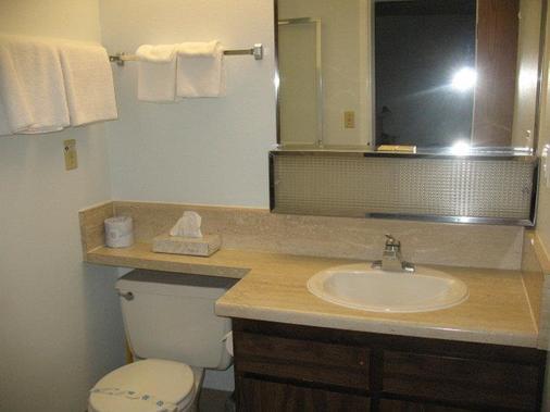 摩押银之贤者旅馆 - 摩押 - 浴室