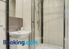 艾特利酒店旗下丹尼尔格里芬公寓式酒店 - 克拉科夫 - 浴室