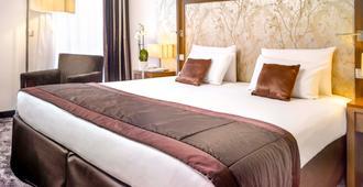 波尔多市中心圣让火车站美居酒店 - 波尔多 - 睡房