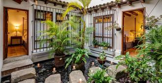 卡萨恩坎塔达酒店 - 安地瓜 - 建筑