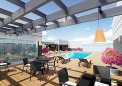 特古西加尔巴凯悦嘉轩酒店 - 特古西加尔巴 - 游泳池
