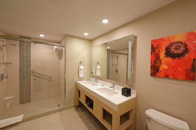 特古西加尔巴凯悦嘉轩酒店 - 特古西加尔巴 - 浴室
