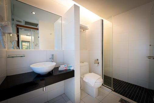 富都中环酒店 - 吉隆坡 - 浴室