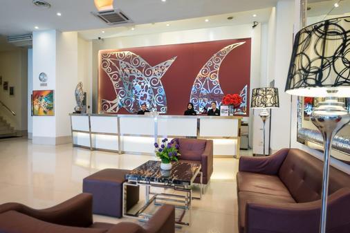 富都中环酒店 - 吉隆坡 - 柜台